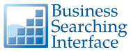 Business Searching Interface